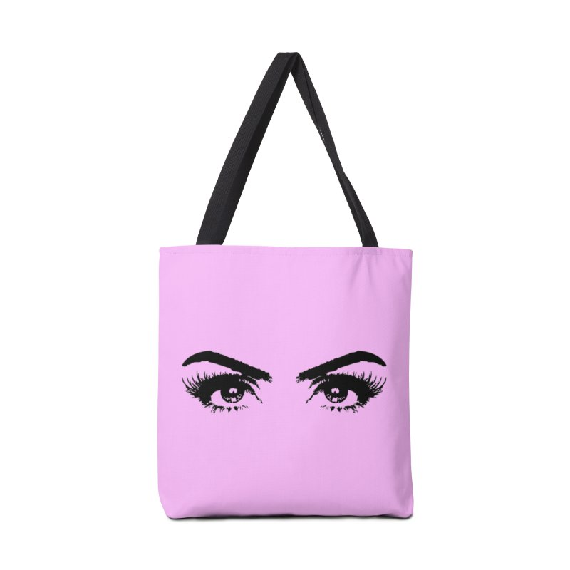 Brows & Lashes Accessories Tote Bag Bag by Threaded by The iBrow Lady