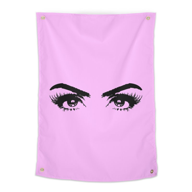 Brows & Lashes Home Tapestry by Threaded by The iBrow Lady