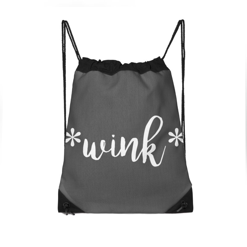 *Wink* Accessories Bag by Threaded by The iBrow Lady