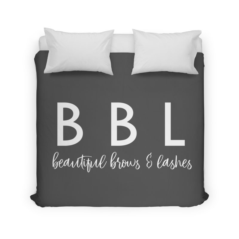 BBL Home Duvet by Threaded by The iBrow Lady