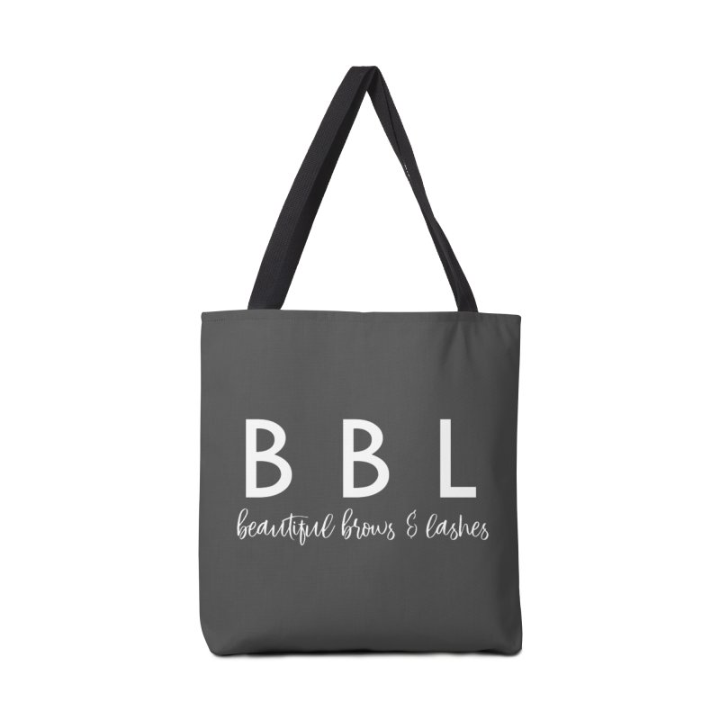 BBL Accessories Tote Bag Bag by Threaded by The iBrow Lady