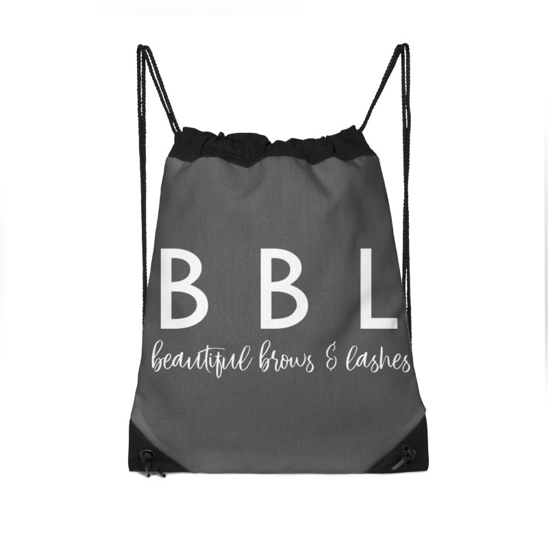 BBL Accessories Drawstring Bag Bag by Threaded by The iBrow Lady
