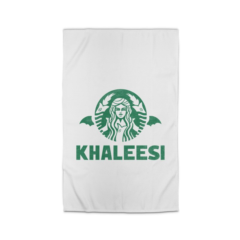Cup of Khaleesi Home Rug by Ibyes