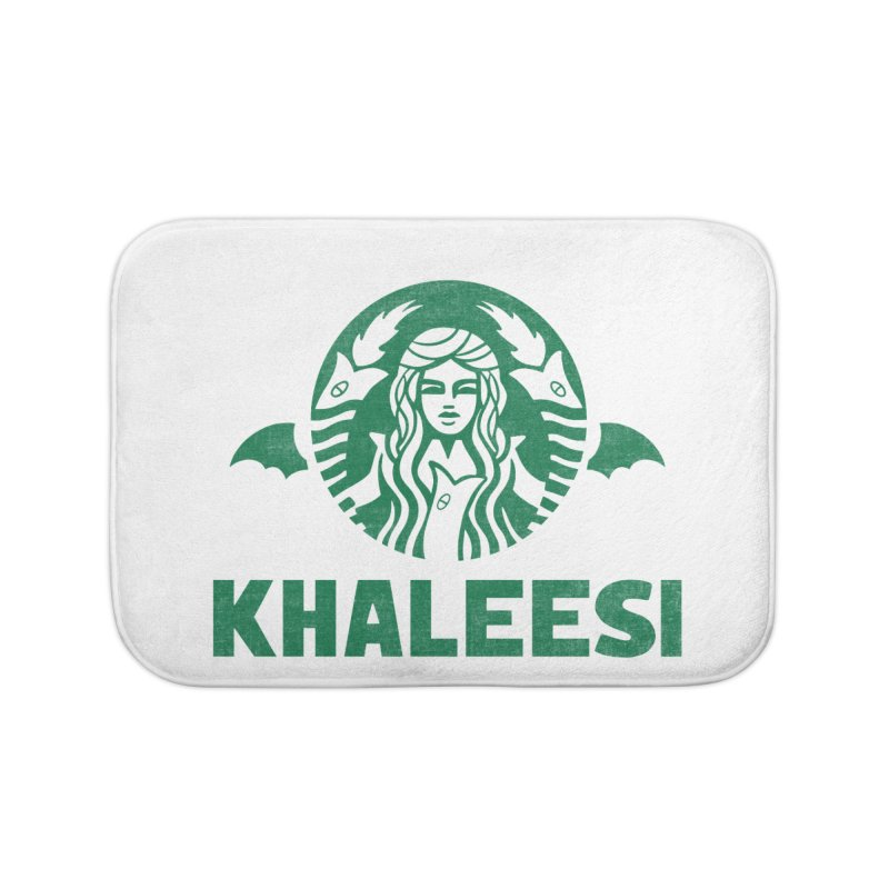 Cup of Khaleesi Home Bath Mat by Ibyes