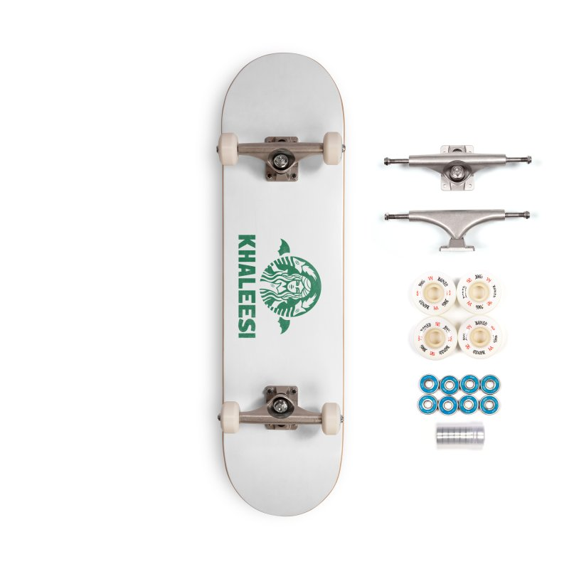 Cup of Khaleesi Accessories Complete - Premium Skateboard by Ibyes