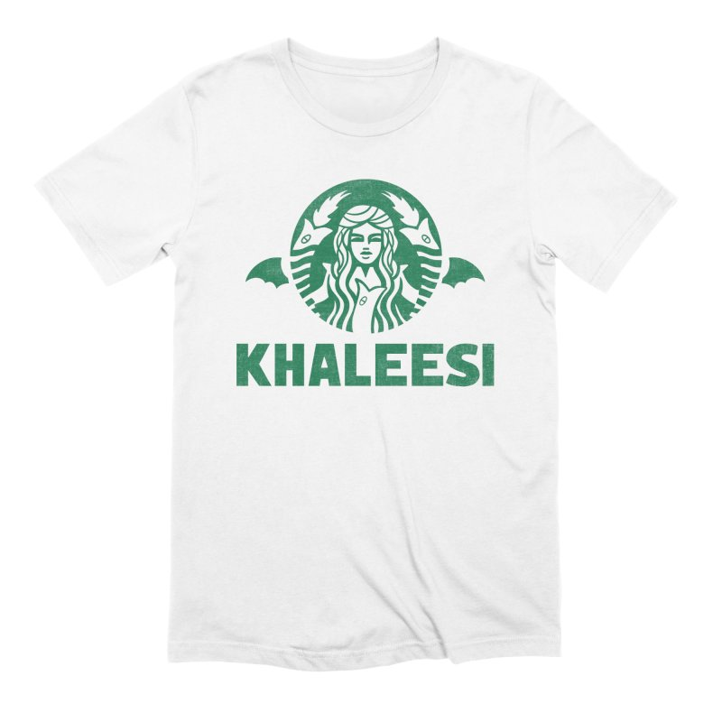 Cup of Khaleesi Men's Extra Soft T-Shirt by Ibyes