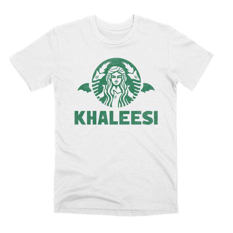 Cup of Khaleesi Men's Premium T-Shirt by Ibyes