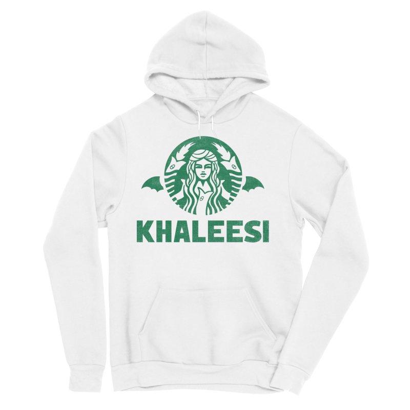 Cup of Khaleesi Women's Sponge Fleece Pullover Hoody by Ibyes