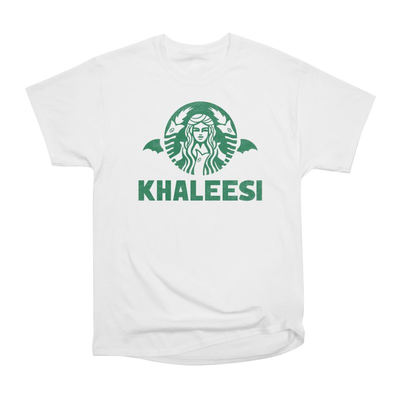 Cup of Khaleesi Men's Heavyweight T-Shirt by Ibyes