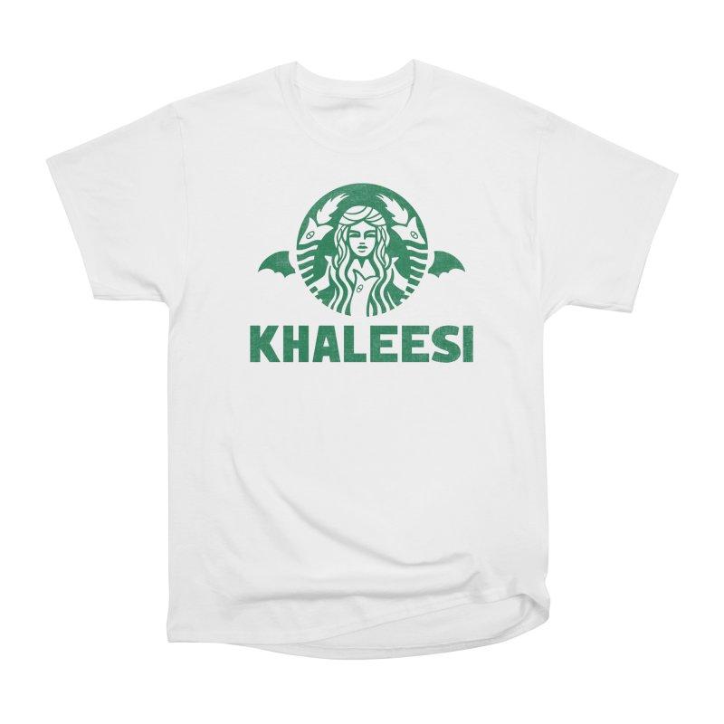 Cup of Khaleesi Women's Heavyweight Unisex T-Shirt by Ibyes