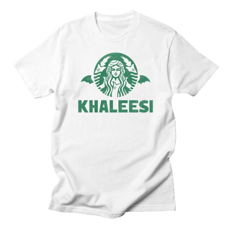 Cup of Khaleesi Women's Regular Unisex T-Shirt by Ibyes