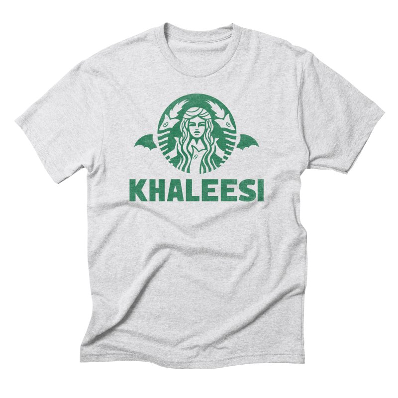 Cup of Khaleesi Men's Triblend T-Shirt by Ibyes