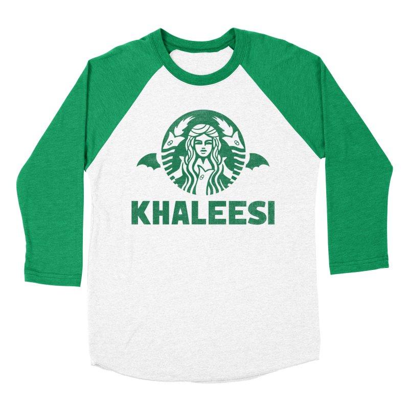 Cup of Khaleesi Men's Baseball Triblend Longsleeve T-Shirt by Ibyes