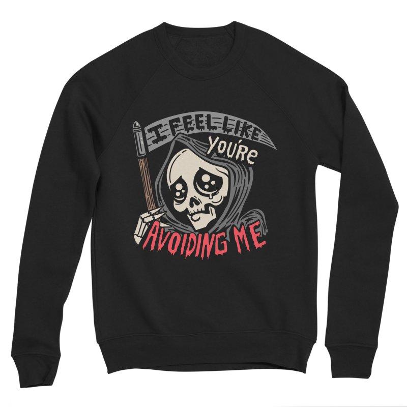 Grim Weeper Men's Sponge Fleece Sweatshirt by Ibyes