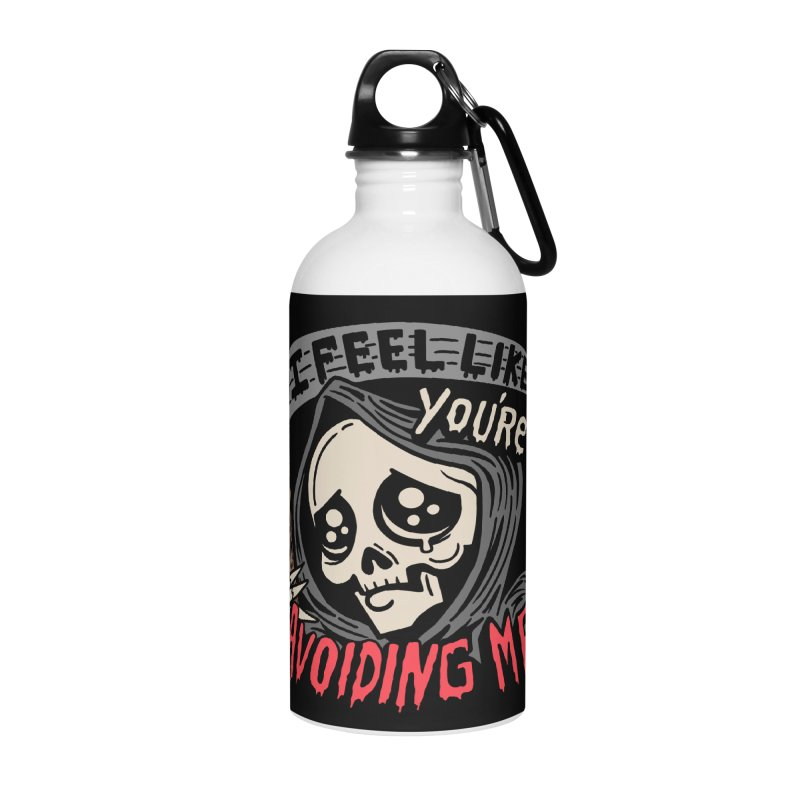 Grim Weeper Accessories Water Bottle by Ibyes