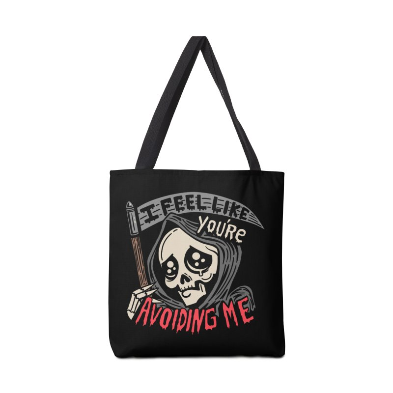 Grim Weeper Accessories Tote Bag Bag by Ibyes