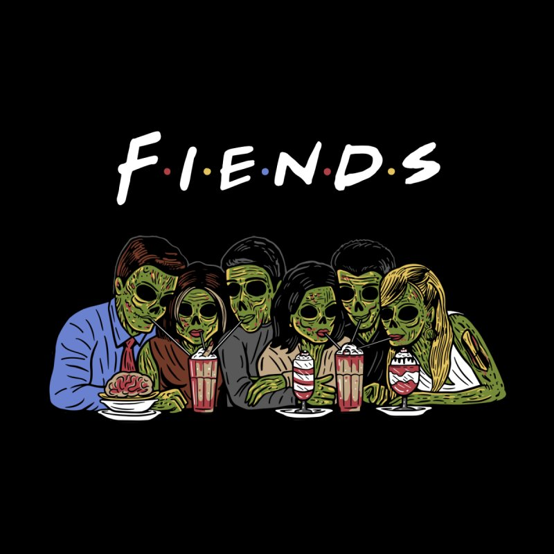 Fiends by Ibyes