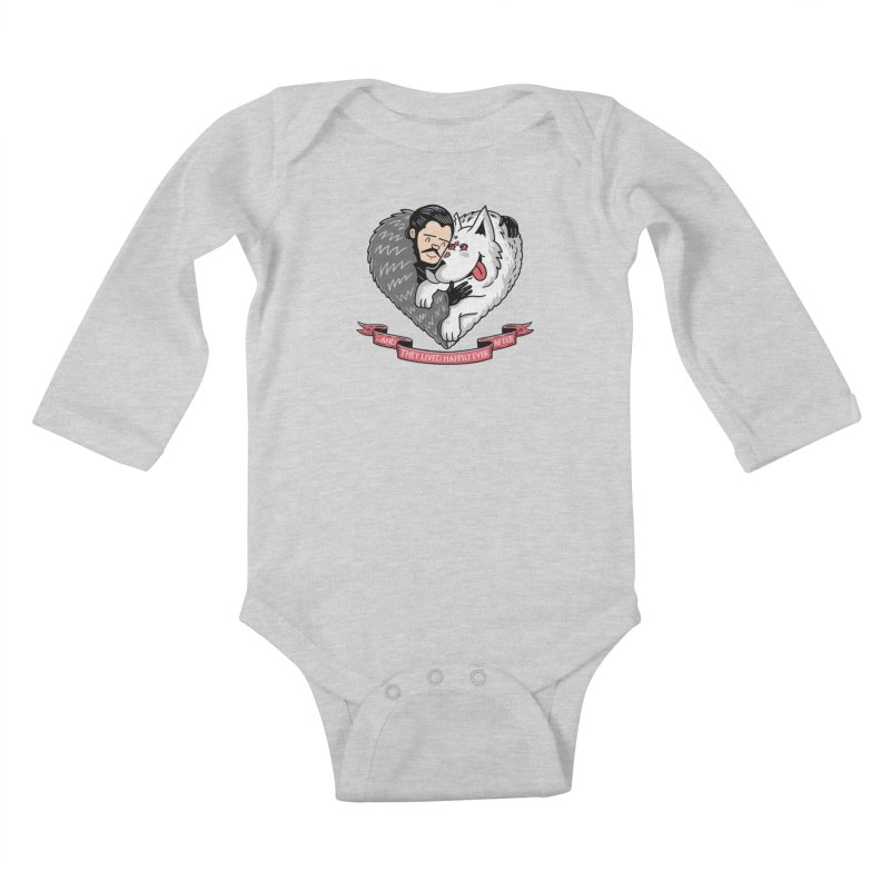 GOT Each Other Kids Baby Longsleeve Bodysuit by Ibyes