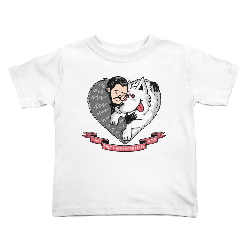 GOT Each Other Kids Toddler T-Shirt by Ibyes