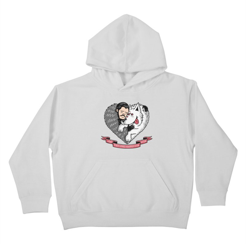 GOT Each Other Kids Pullover Hoody by Ibyes