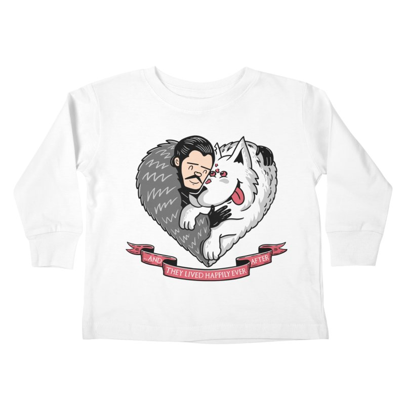 GOT Each Other Kids Toddler Longsleeve T-Shirt by Ibyes