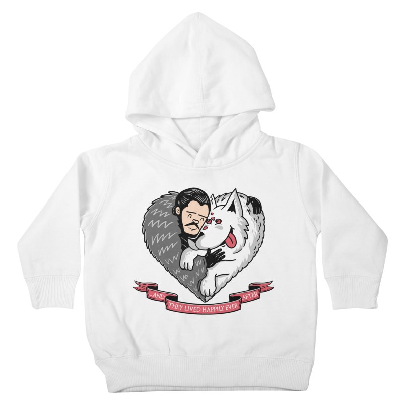GOT Each Other Kids Toddler Pullover Hoody by Ibyes
