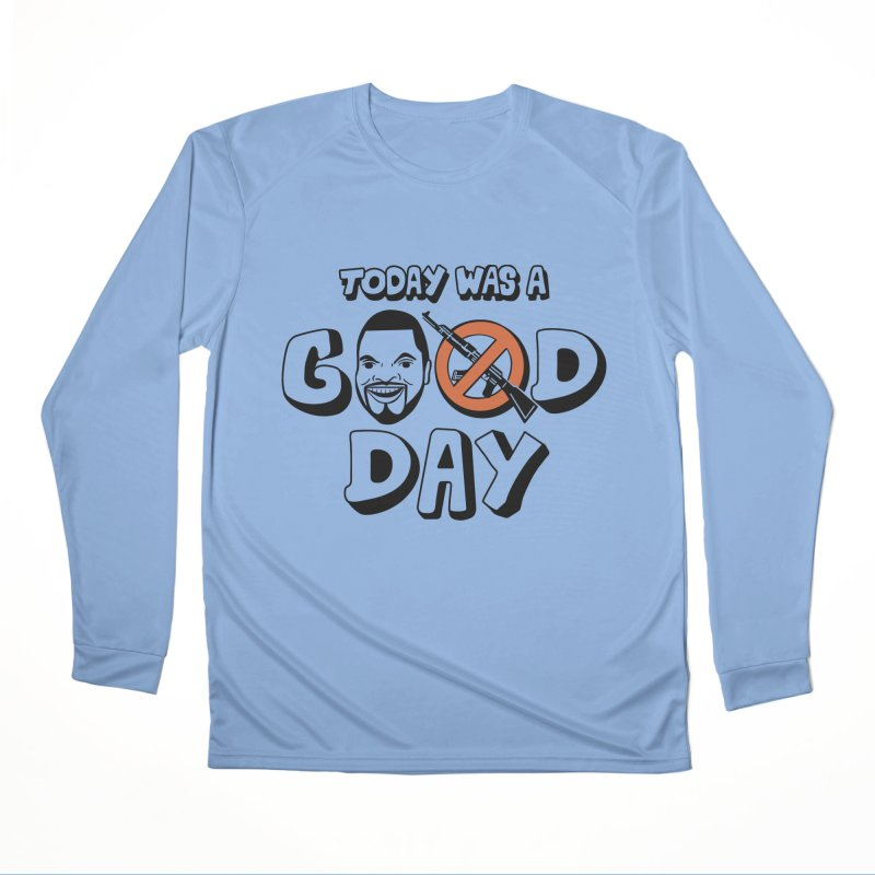Good Day Women's Longsleeve T-Shirt by Ibyes