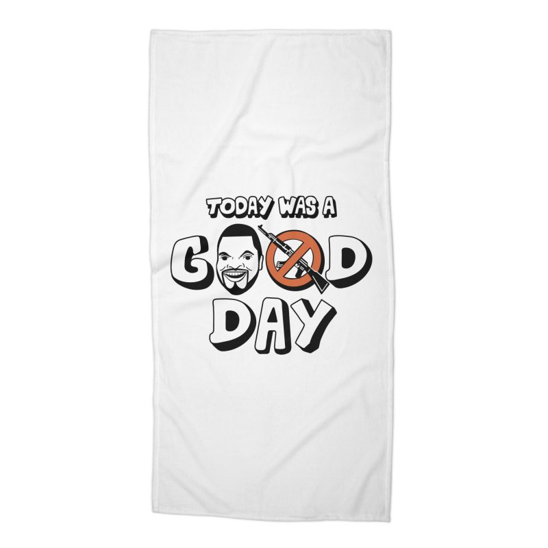 Good Day Accessories Beach Towel by Ibyes