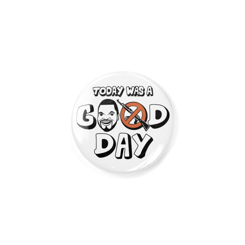 Good Day Accessories Button by Ibyes