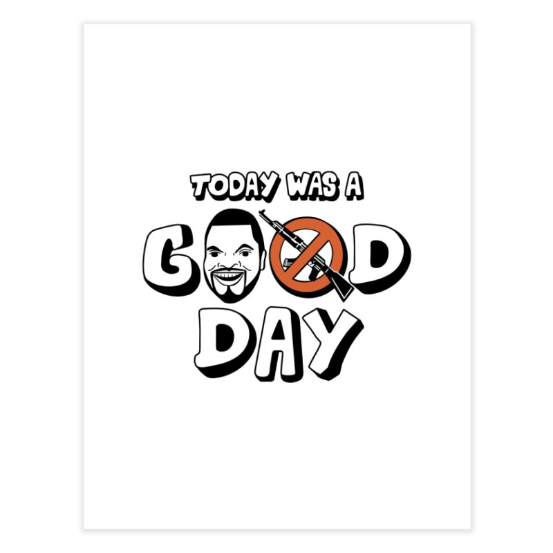 Good Day Home Fine Art Print by Ibyes
