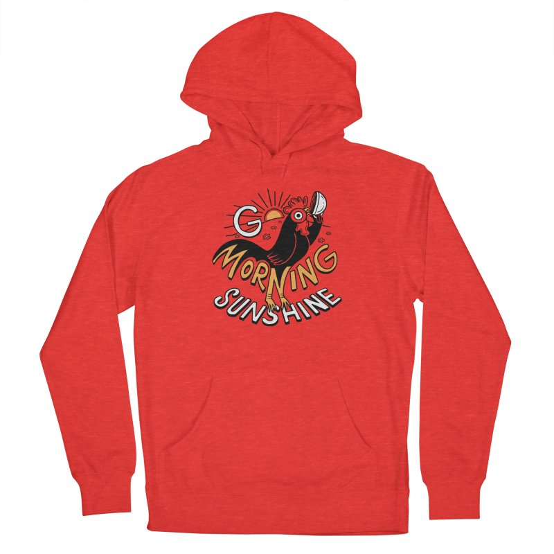 Good Morning Sunshine Men's Pullover Hoody by Ibyes