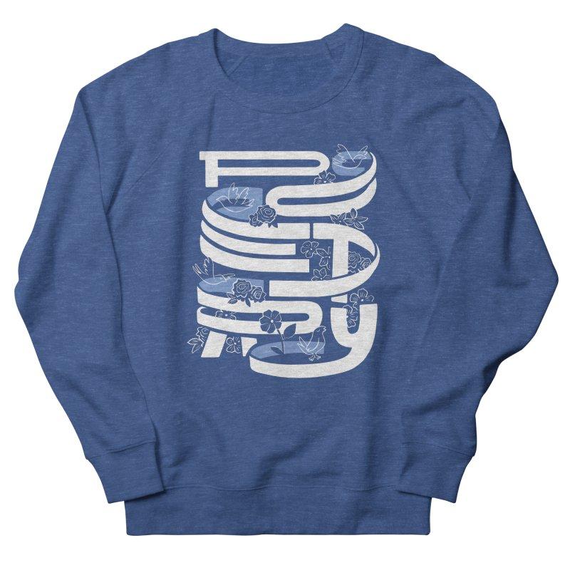 Poetry in Motion Men's Sweatshirt by Ibyes