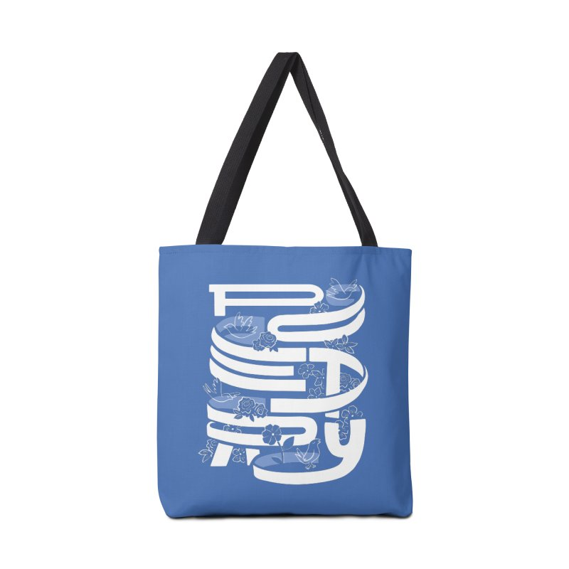 Poetry in Motion Accessories Bag by Ibyes