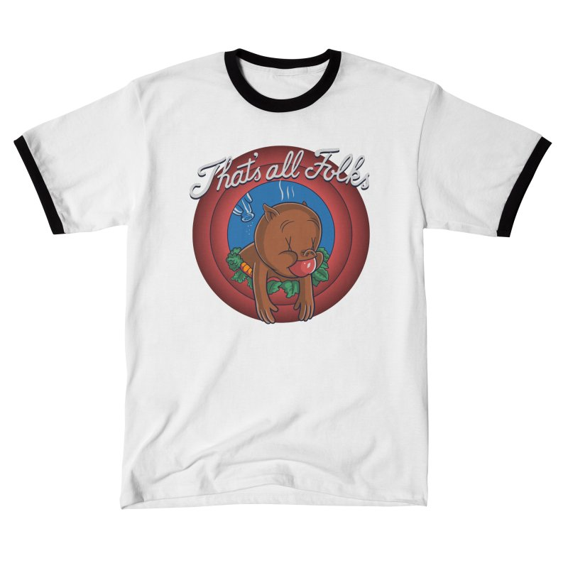 That's All Men's T-Shirt by Ibyes
