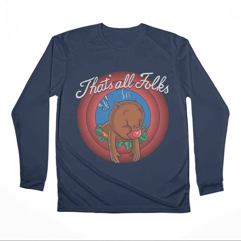 That's All Women's Longsleeve T-Shirt by Ibyes