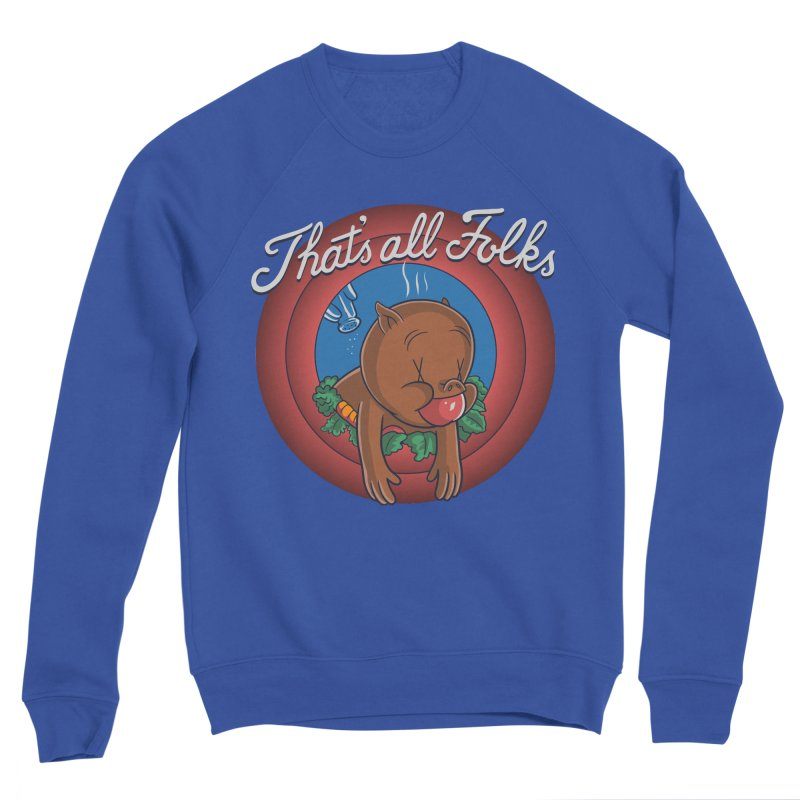 That's All Men's Sweatshirt by Ibyes