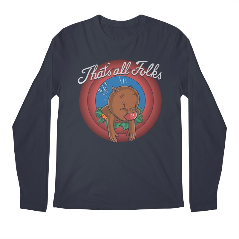 That's All Men's Longsleeve T-Shirt by Ibyes
