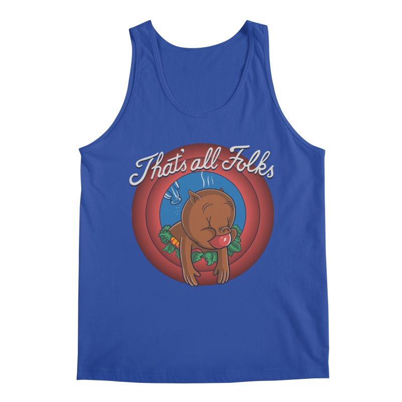 That's All Men's Tank by Ibyes