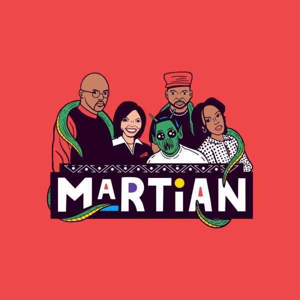 image for Martian
