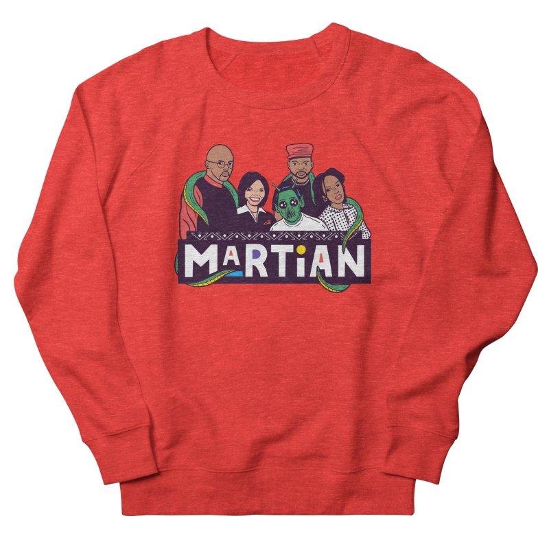 Martian Men's Sweatshirt by Ibyes