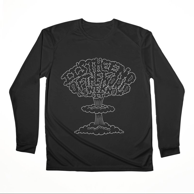 The End is Here Men's Longsleeve T-Shirt by Ibyes
