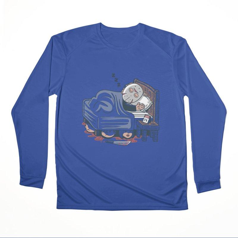 Lazy Saturday Men's Longsleeve T-Shirt by Ibyes