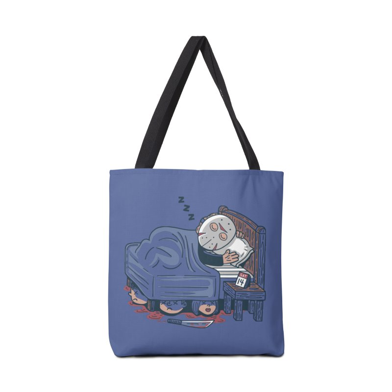Lazy Saturday Accessories Bag by Ibyes
