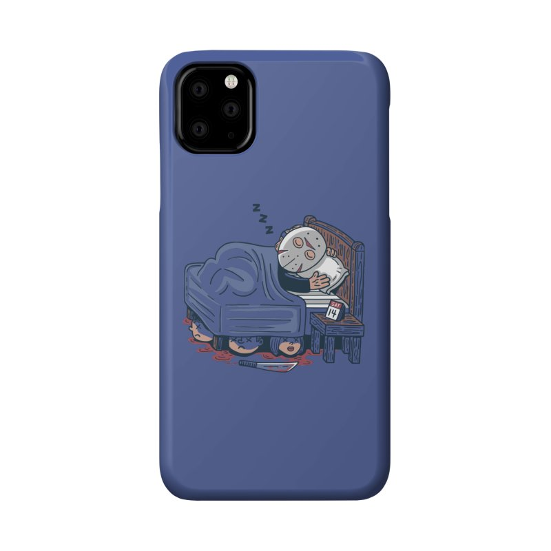 Lazy Saturday Accessories Phone Case by Ibyes