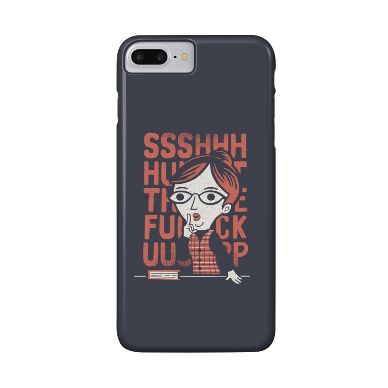 STFU Accessories Phone Case by Ibyes