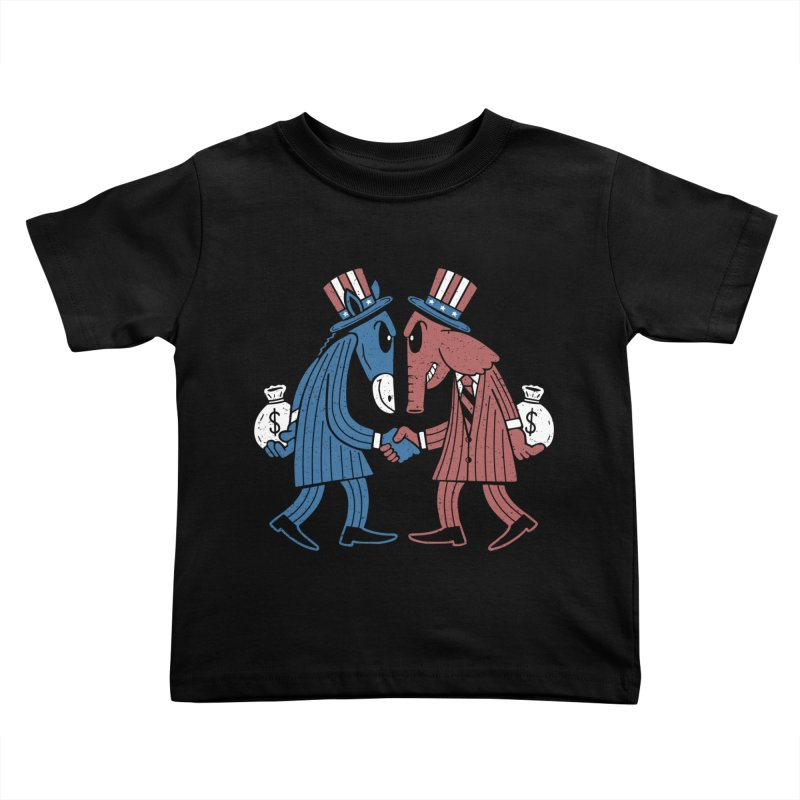 Lie VS Lie Kids Toddler T-Shirt by Ibyes