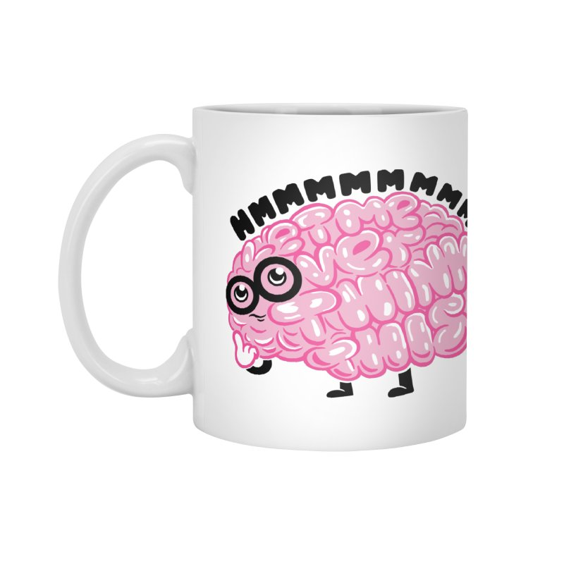 Overthinker Accessories Mug by Ibyes
