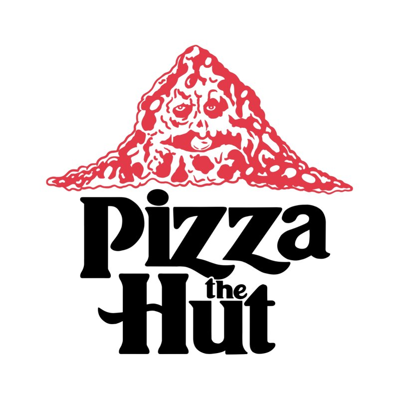 Pizza the Hut Men's T-Shirt by Ibyes