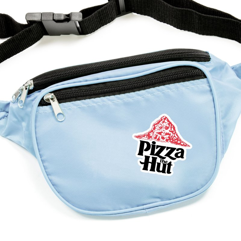 Pizza the Hut Accessories Sticker by Ibyes