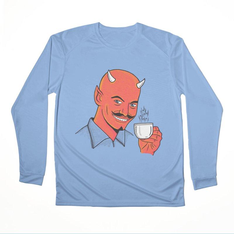 Espressoul Men's Longsleeve T-Shirt by Ibyes